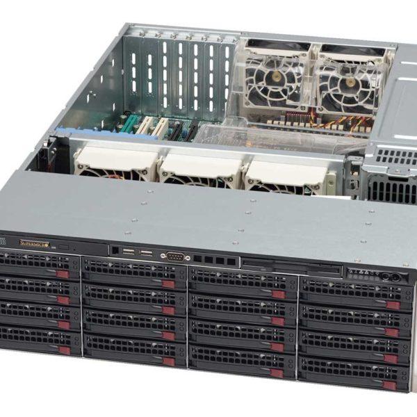 Сервер для офиса (работа в 1с 40-50 пользователей)