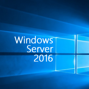 Windows Server 2016 на 16 ядер процессора
