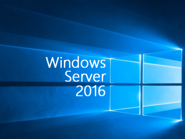 Windows Server 2016 на 16 ядер процессора