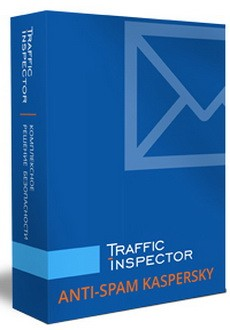 Traffic Inspector Anti-Spam powered by Kaspersky 5 на 1 год
