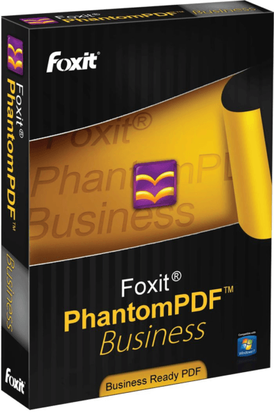 Foxit PhantomPDF Business 9 RUS Full (1-9 users)