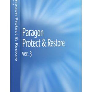 Paragon Protect & Restore Server 5 EN 1 лицензия