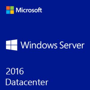 Аренда серверной лицензии (WindowsServerDatacenter) на 2 физических ядра (2Lic Core) на 1 месяц