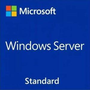 Аренда серверной лицензии (WindowsServerSTD) на 2 физических ядра (2Lic Core) на 1 месяц