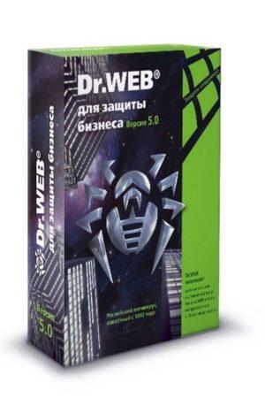 Dr.Web Desktop Security Suite для Windows. Комплексная защита на 12 месяцев 10 лицензий